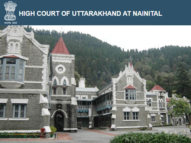 uttrakhand high court