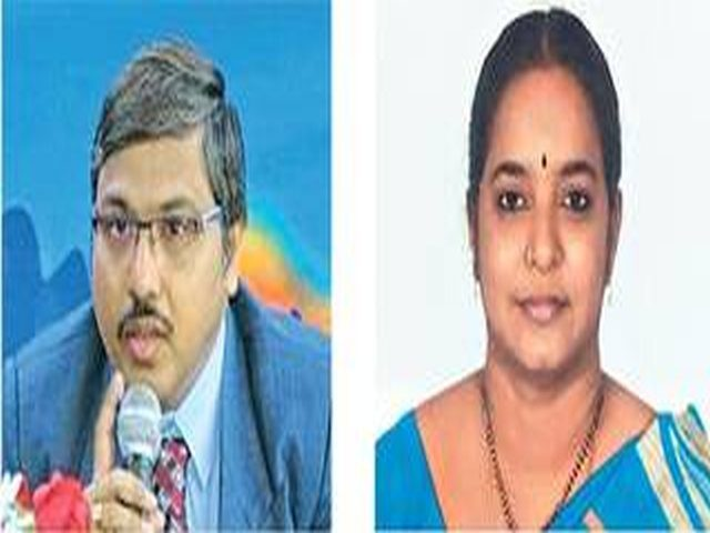 madras High Court Judge Couple