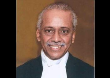 Justice V Rama Subramanium