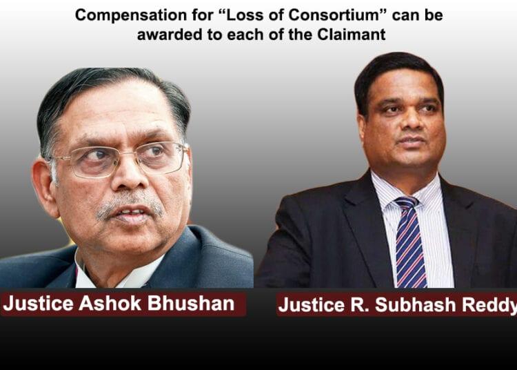 Justice Ashok Bhushan and R Shubhash Reddy