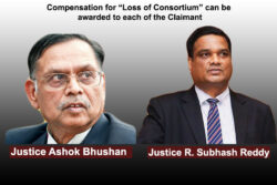 Justice Ashok Bhushan and R Shubhash Reddy
