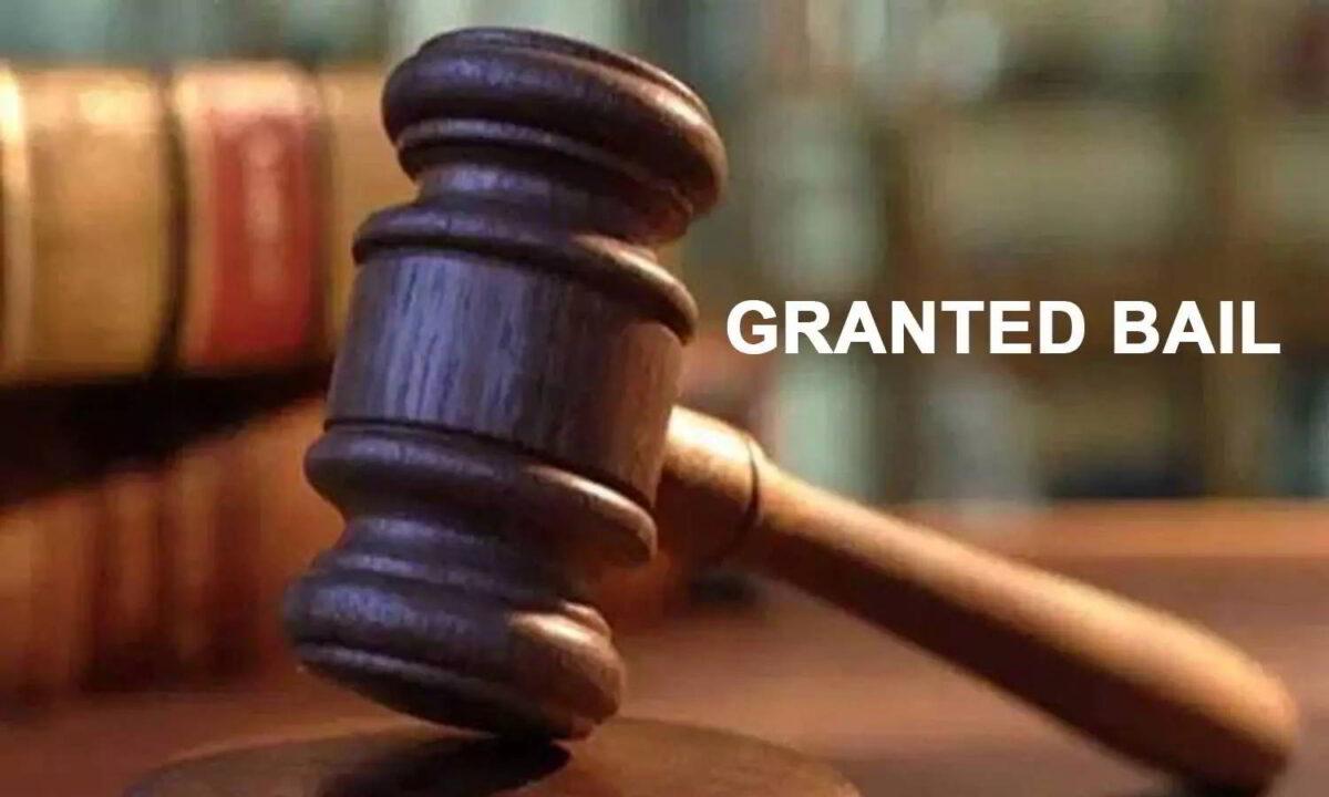bail granted
