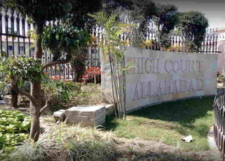 Allahabad HIgh Court New