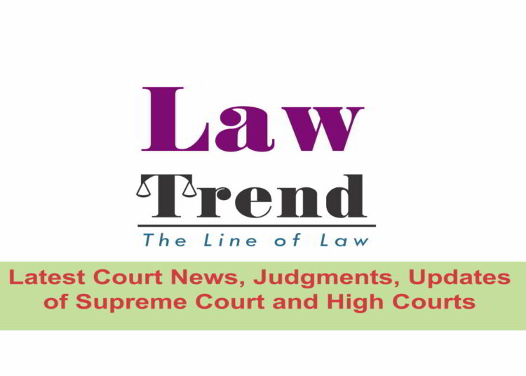Common law trend news