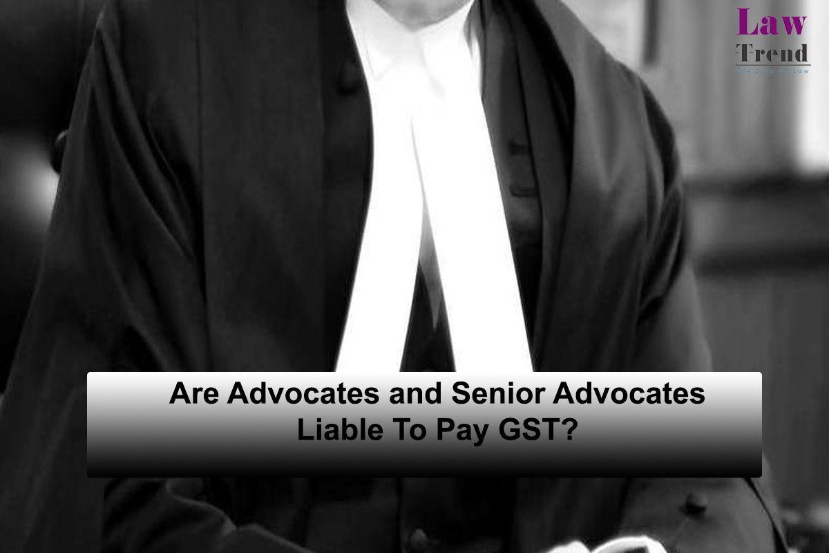 advocate gst