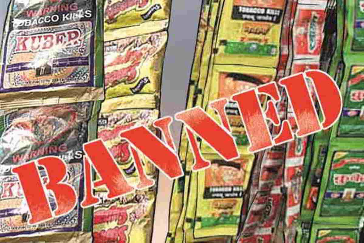 gutka banned
