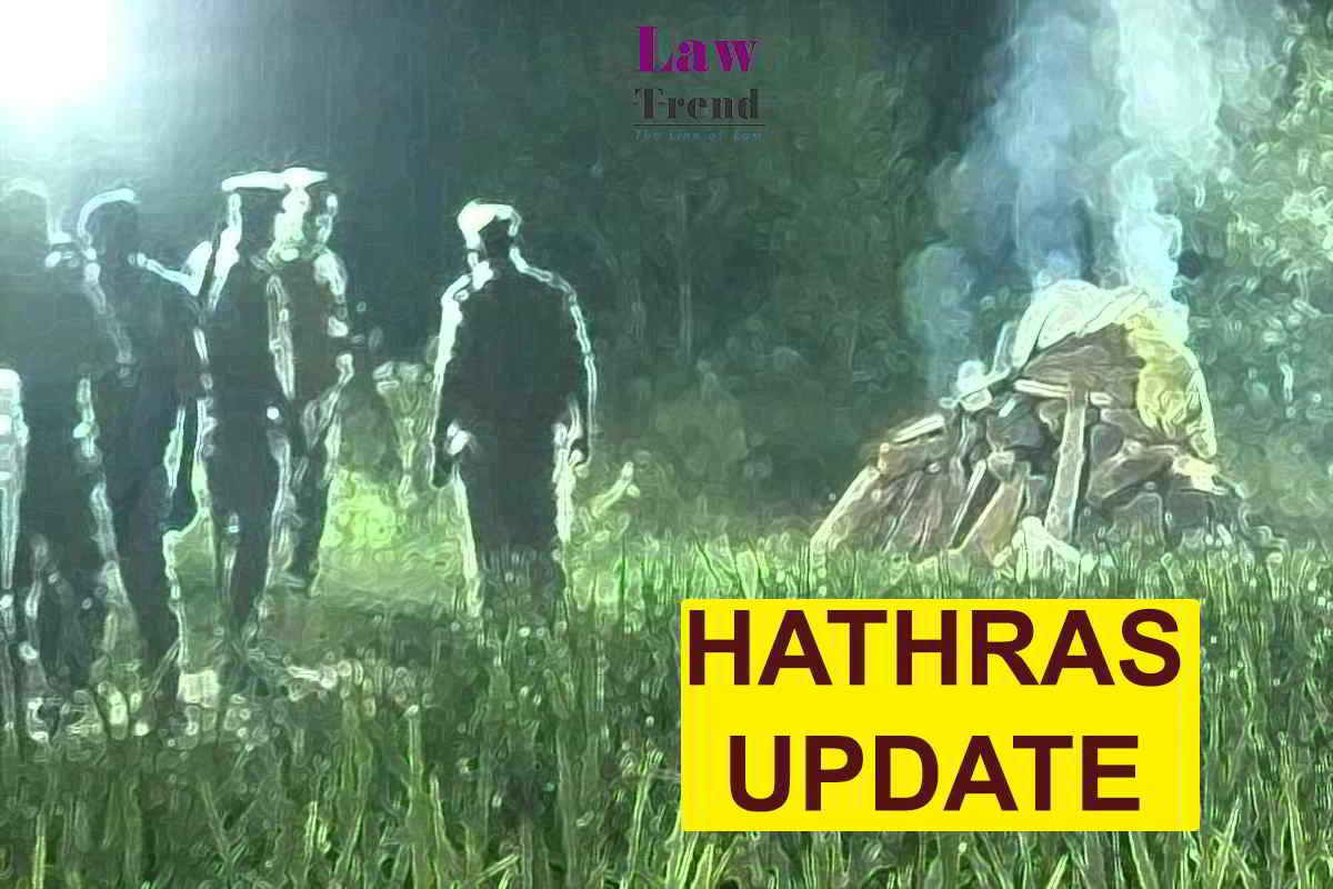 hathras Case Update