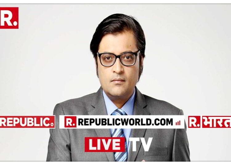 republic tv arnab