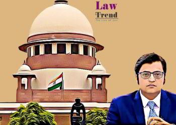 Arnab Goswami Supreme Court new