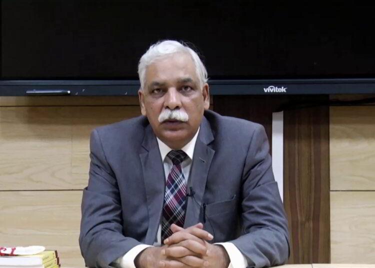 Justice D.K. Upadhyaya
