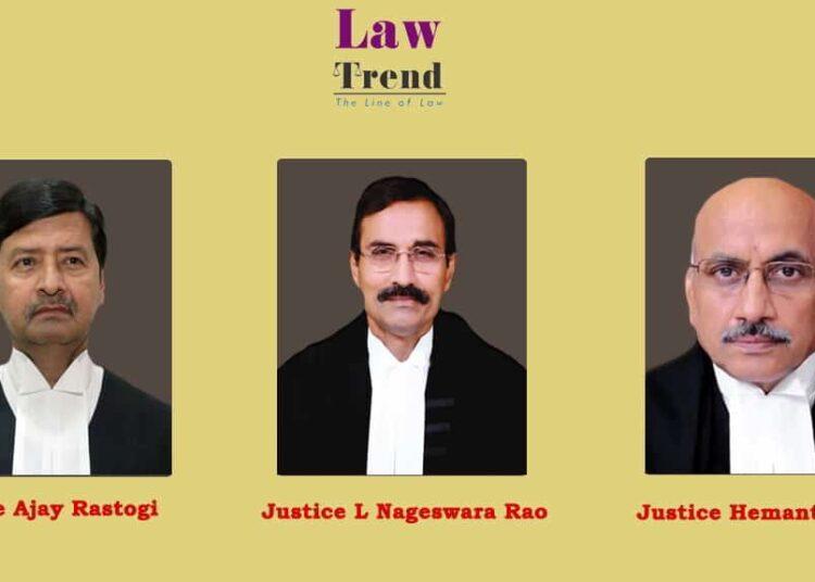 Justice L Nageshwar Rao Hemant Gupta Ajay Rastogi