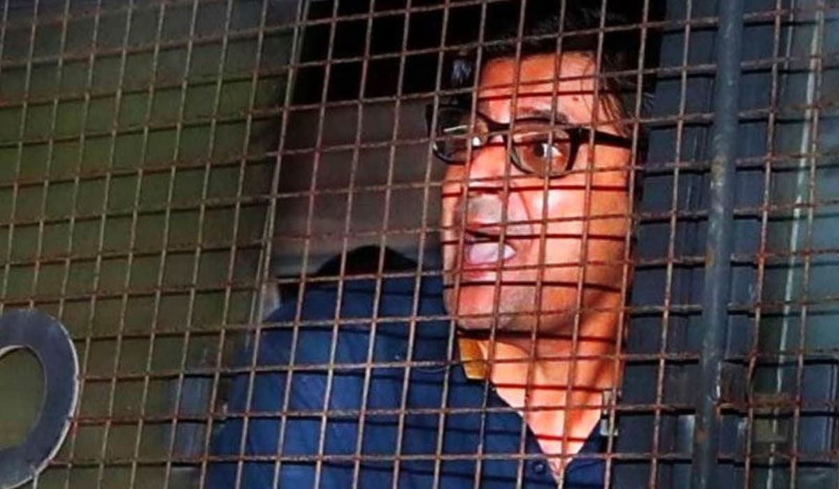 arnab in jail