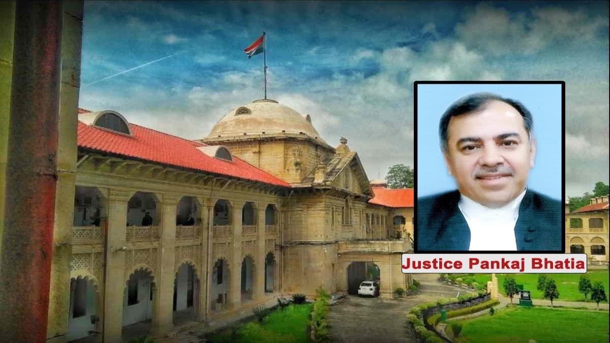 Justice Pankaj Bhatia