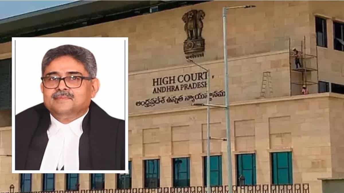 Justice Rakesh Kumar AP HC
