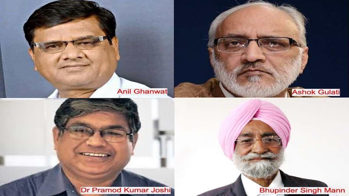 Anil Ghanwat Ashok Gultai Dr Pramod Kumar Joshi Bhupinder Singh Mann Supreme Court Farmer Committee