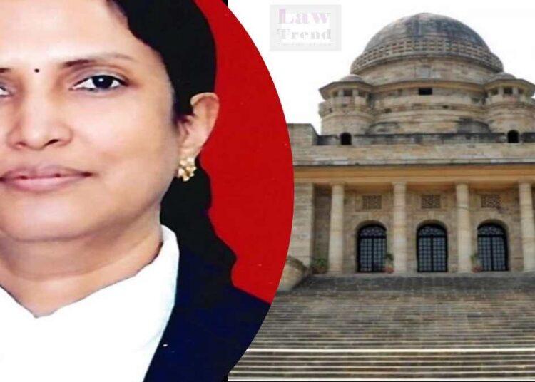 Justice Pushpa V Ganediwala lawtrend