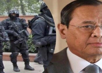cji ranjan gogoi z plus security