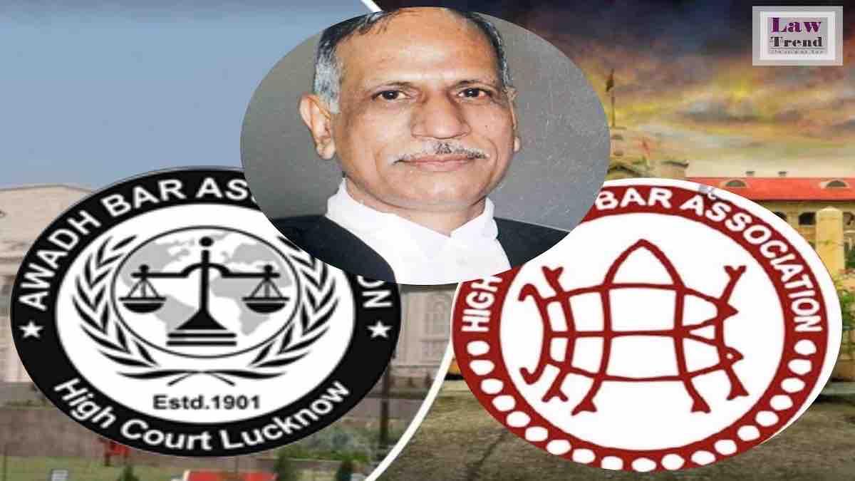 Govind Mathur Awadh Bar Association High Court Bar Association Allahabad