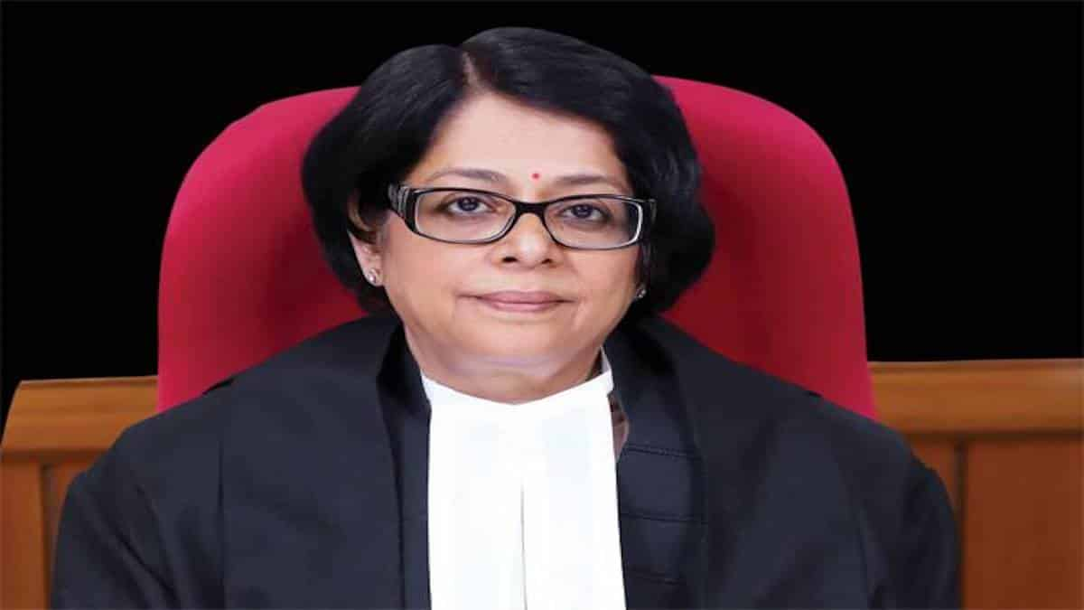 first woman judge directly elevated to supreme court justice indu malhotra