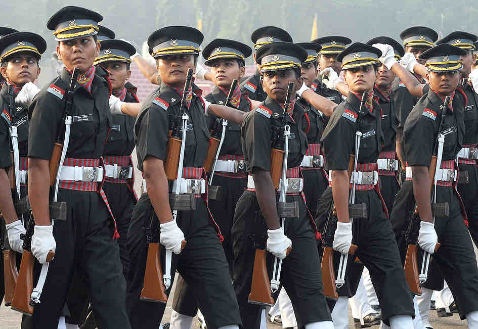 women army officer