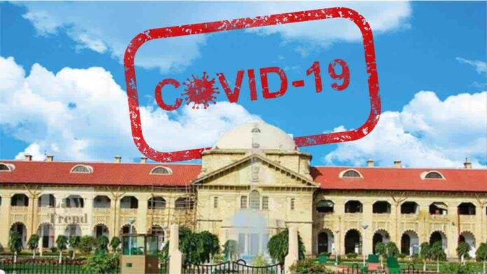 Allahabad High Court Cut Out
