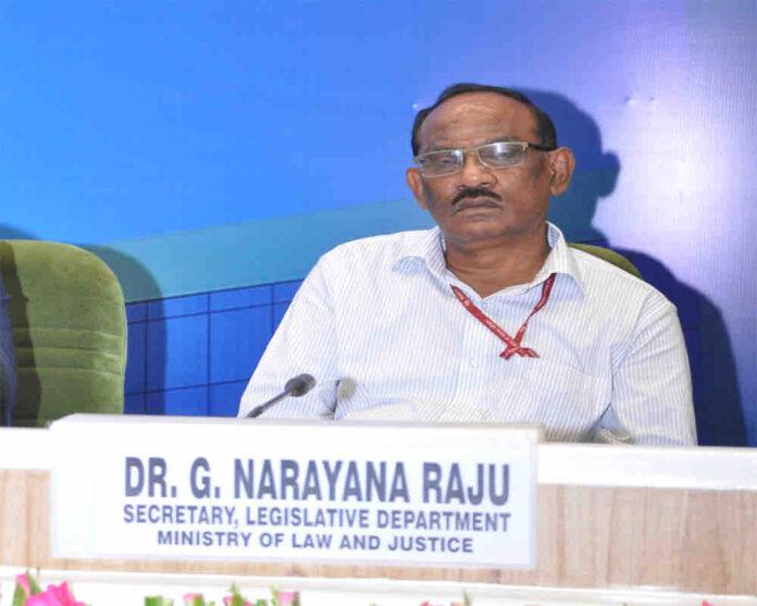 G Narayana Raju