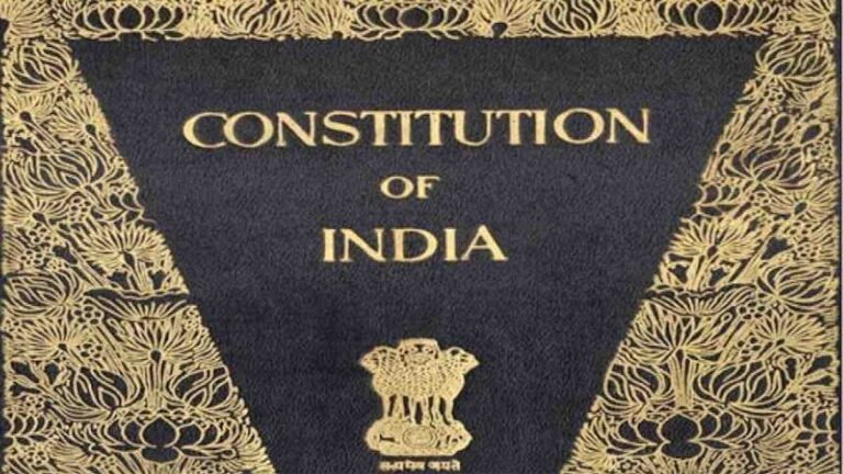 Take Online Quiz on Constitution of India: Get Certificate