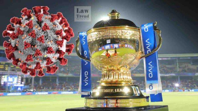 IPL COVID 2021