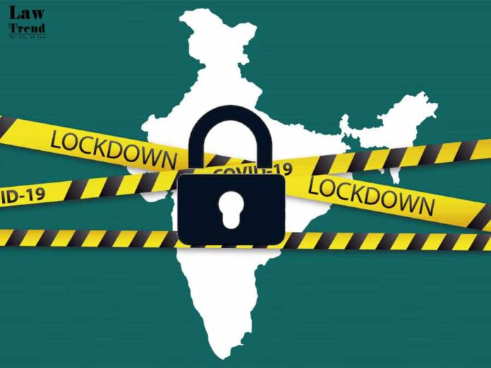 India Lockdown Law Trend