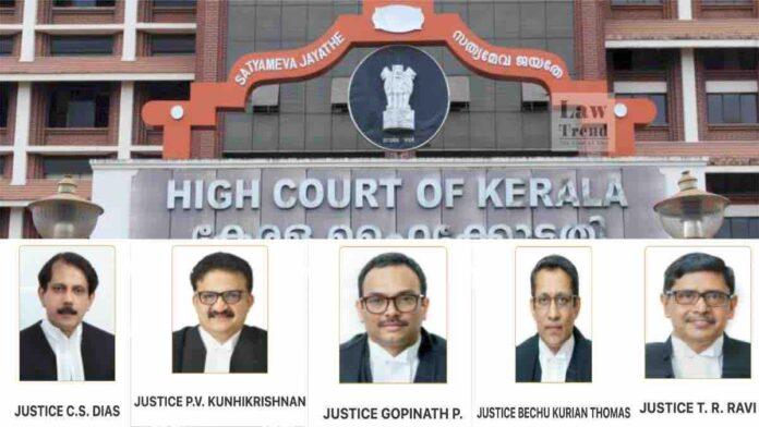 Kerala High Court 5 Judges made permanenet