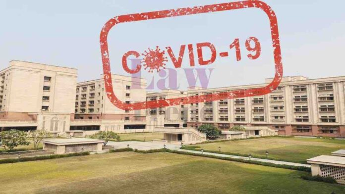 Lucknow High Court COVID19