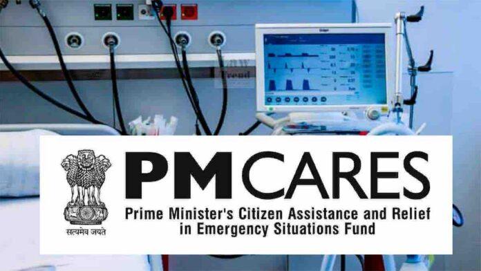 PM Cares Ventilator