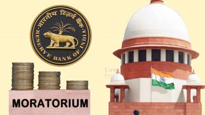 RBI Moratorium Supreme Court