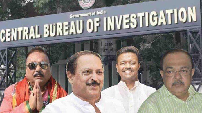 TMC Leader cbi arrest Firhad Hakim, Subrata Mukherjee, Sovan Chatterjee and TMC MLA Madan Mitra