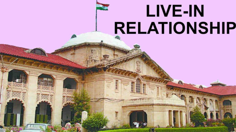 Dismissal From Service For Being in Live-in Relationship is Illegal: Allahabad HC