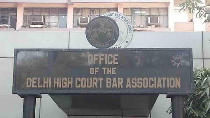 Delhi HC Bar Association