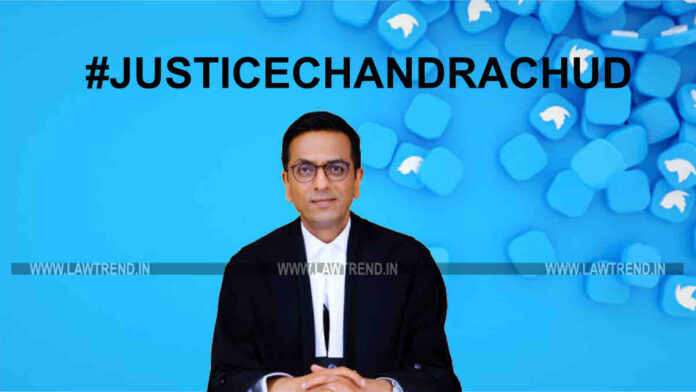 """Why is """"Justice Chandrachud"""" Trending on Twitter?"""