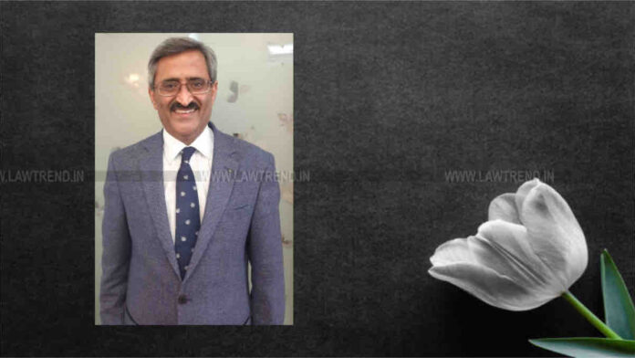 HP Bar Council Chairman Rama Kant Sharma Succumbs to COVID Complications