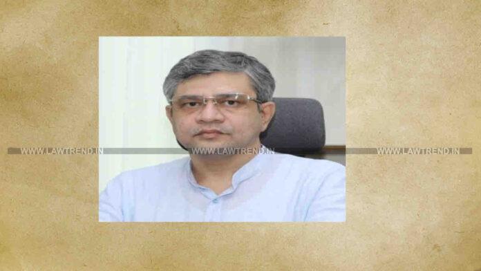 Ashwini Vaishnaw Replaces Ravi Shankar Prasad as IT and Communication Minister