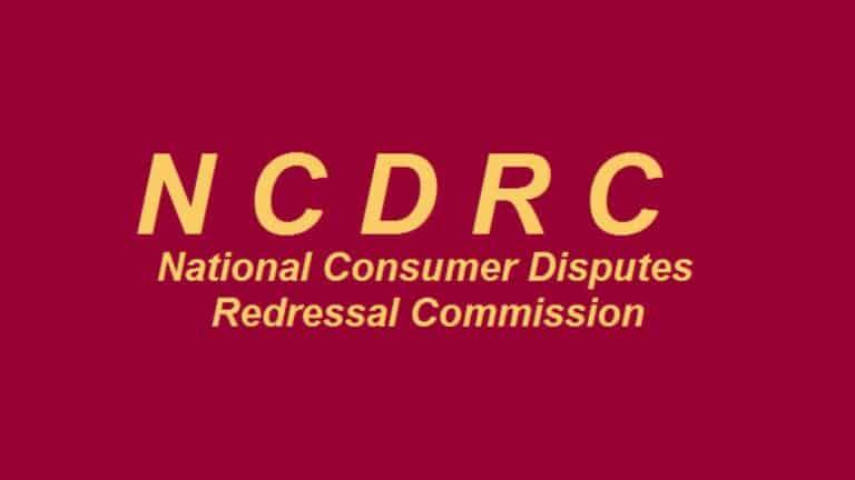 एनसीडीआरसी (NCDRC) की सभी बेंच 15 नवंबर से केवल फिजिकल मोड में मामलों की सुनवाई करेंगी