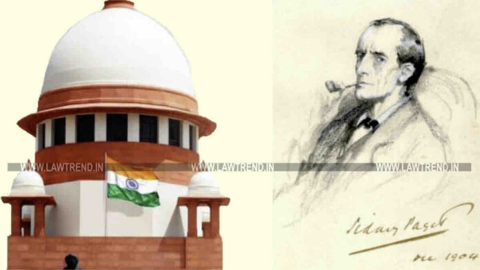 Supreme Court Refers to Sherlock Holmes During Murder Case Hearing