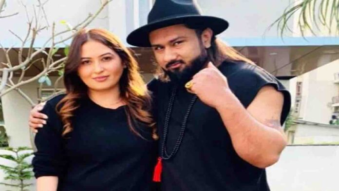 Honey Singh's Wife Alleges Domestic Violence