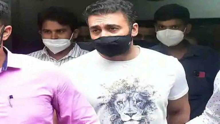 Court Grants Bail to Raj Kundra in Porn Film Case